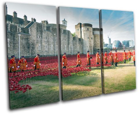 Tower of London Poppies City - 13-2360(00B)-TR32-LO
